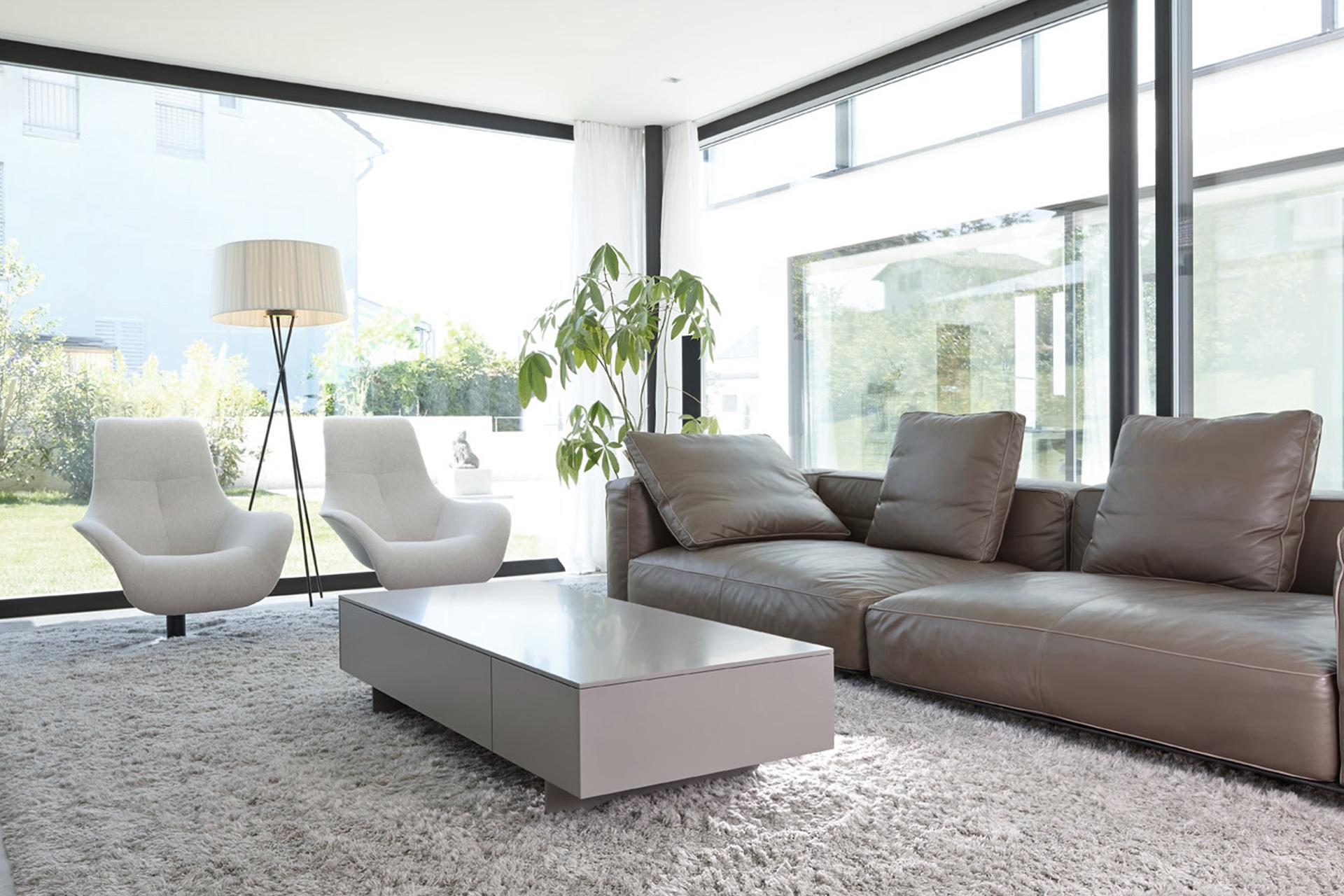 Pfister Klingenfuss Architekten, Haus H, Mörschwil, Wohnen