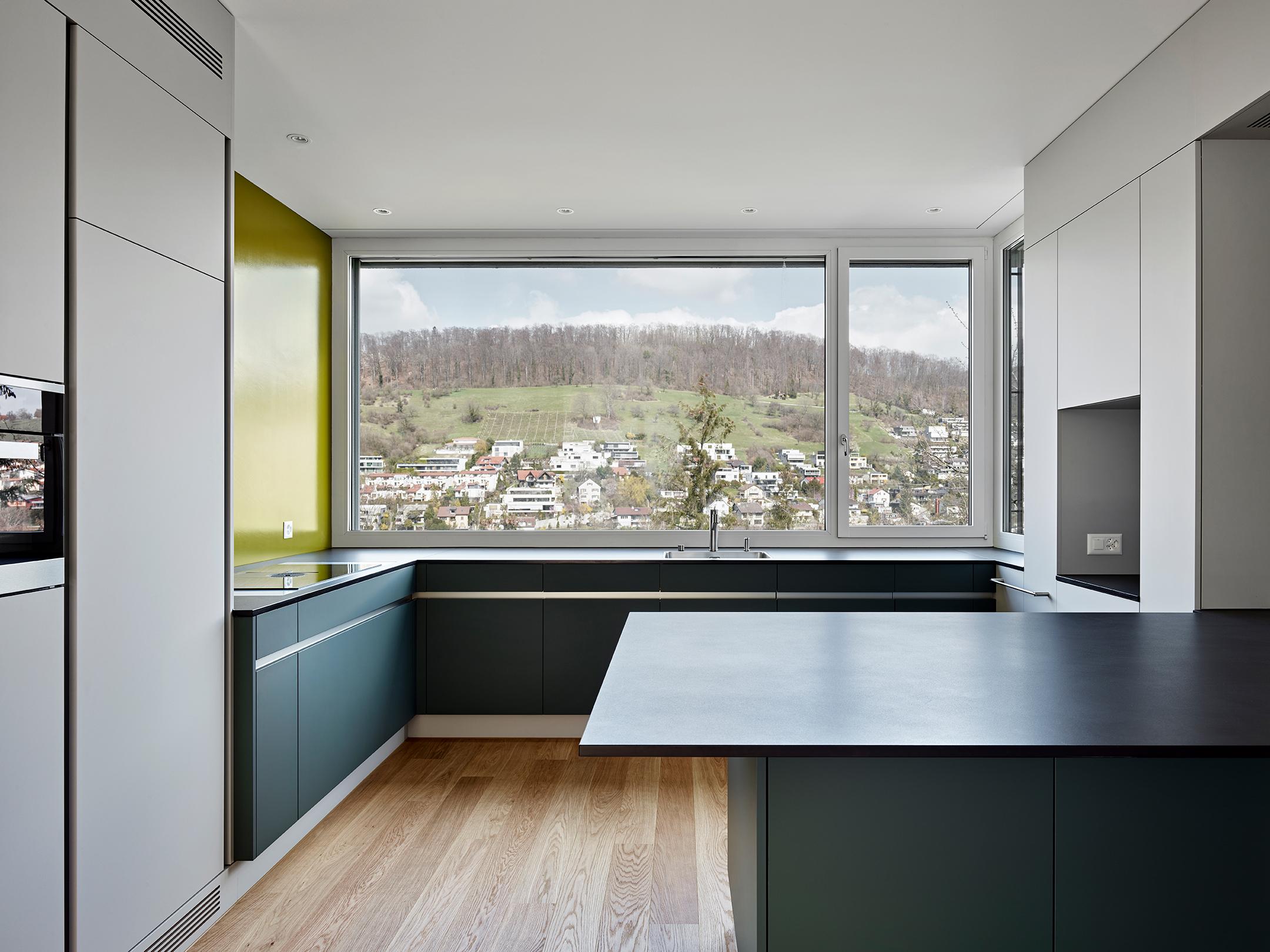 Pfister Klingenfuss Architekten, Haus W, Ennetbaden, Innenaufnahme 6